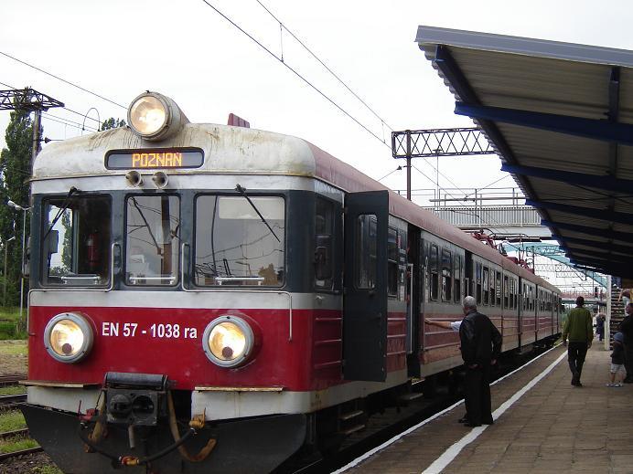 Remont na kolei