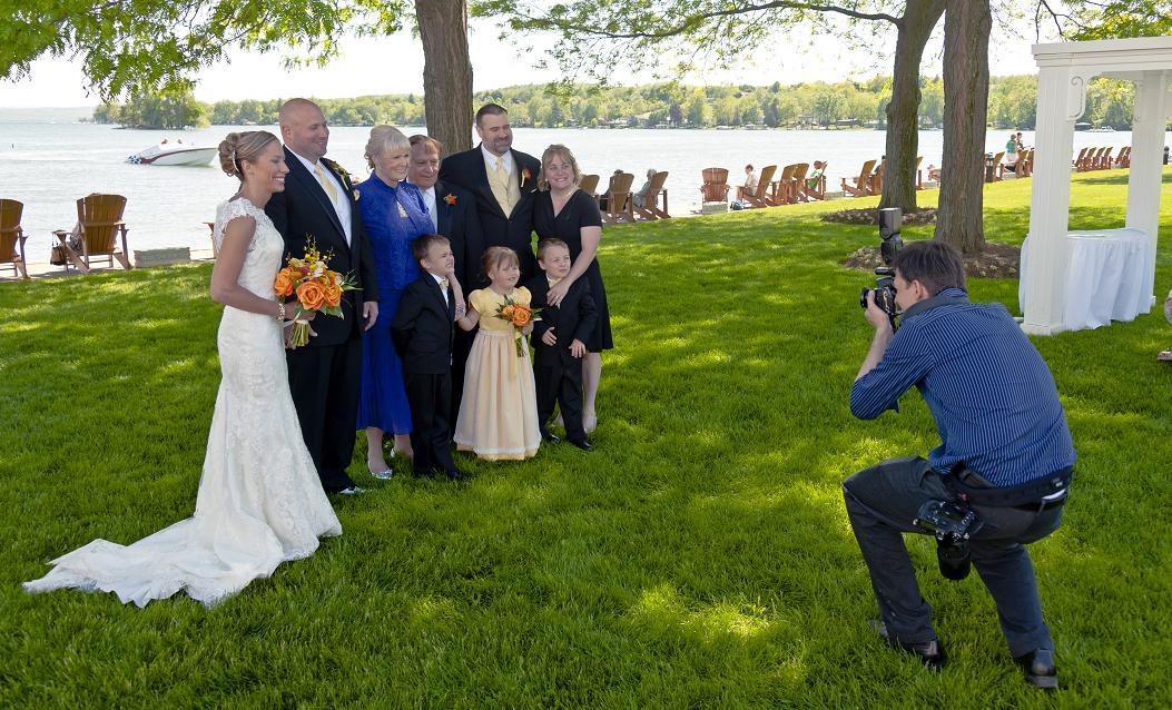 Zdjęcia ślubne w mojej rodzinie