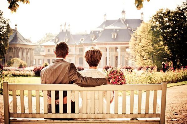 Ślub był początkiem naszego nowego życia