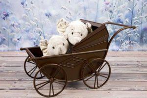 Jesteśmy zadowoleni z wózka z kolorowymi mufkami