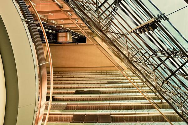 Nowe balustrady w Krakowie