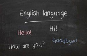 Córce podobają się lekcje angielskiego