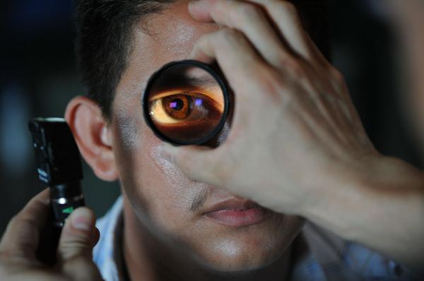 Diagnozy choroby wzroku w Białymstoku