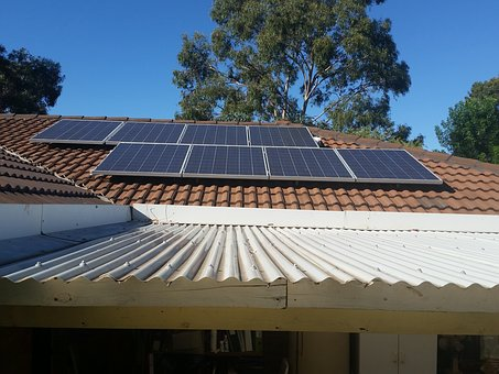 Modele paneli słonecznych