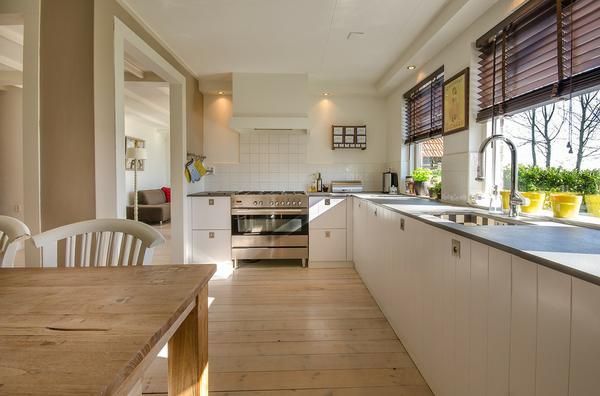 Jakie meble wybrać do kuchni?