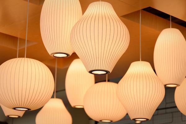 Zamówienie lamp abażurowych