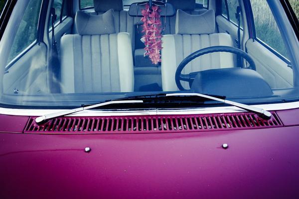 Zapachy do mojego samochodu