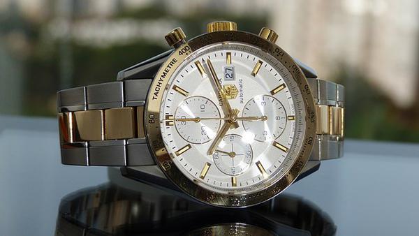 Dodatek w postaci zegarka