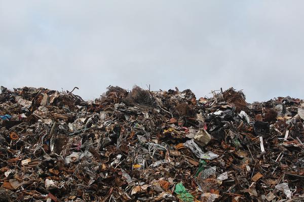 Utylizowanie odpadów jest konieczne