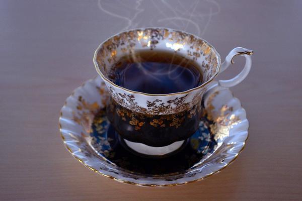Walory smakowe czarnej herbaty