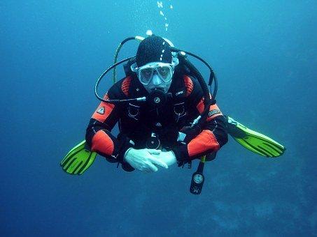 Początek przygody z kursami nurkowania