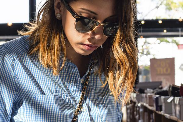 Ponadczasowość damskich okularów Solano